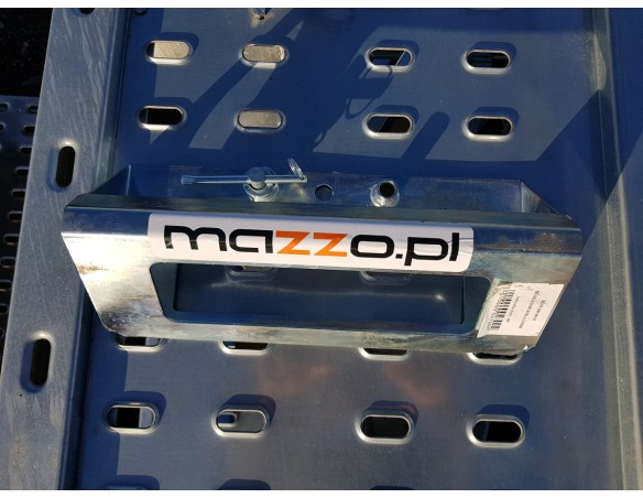 zaczep kulowy SPP rura 50mm DMC 750kg