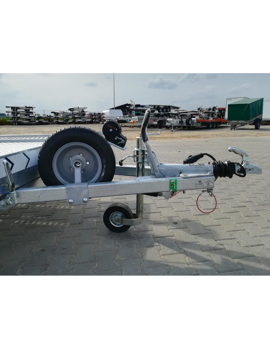 LORRIES tilting Car Transporter PLI 27-5021 integrated ramps