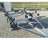 8415 Przyczepa Brenderup do przewozu pontonów o DMC 400-600kg