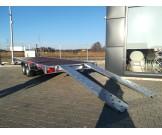 LAWETA TEMA CARPLATFORM 5020s dwuosiowa o DMC 1600-2700kg