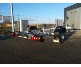 8118 Brenderup przyczepa podłodziowa niehamowana o DMC 400-750kg