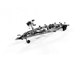 30030TB Brenderup Bootsanhänger, gebremst mit Gesamtgewicht 3000kg