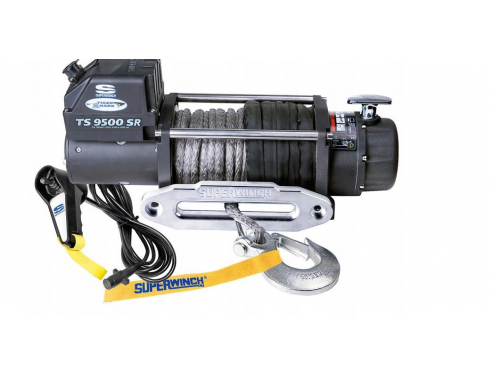 Electric winch Superwinch 3500 lbs 1588kg - for Lorries car transporters
