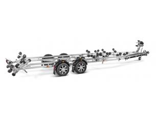 35030TB Brenderup przyczepa podłodziowa hamowana o DMC 3500kg