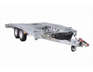 Car Transporter Wiola L26G40 GVW 2700kg