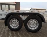 RYDWAN B-2600/P5 Przyczepa Dwuosiowa Pod Domki o DMC 2700kg