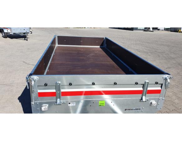 TRANSPORTER 3015/2 TEMA Two axles trailer GVW 750kg