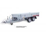 PRO 3015 TEMA przyczepa jednoosiowa o DMC 300-750kg