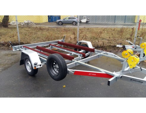 JET Tema Jet Ski/ Water Scooter Car Trailer GVW 750kg