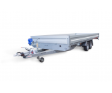 Burty aluminiowe CARPLATFORM 5020s TEMA