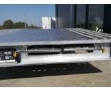 Laweta Niewiadów (Boro) Jupiter J4027 BL R10C z podłogą aluminiową o DMC 2700kg 4,0m