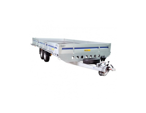 Trailers more than 750kg