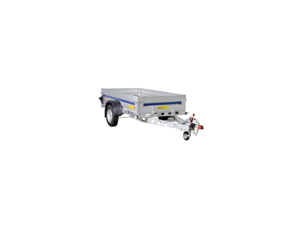Trailers with brakes