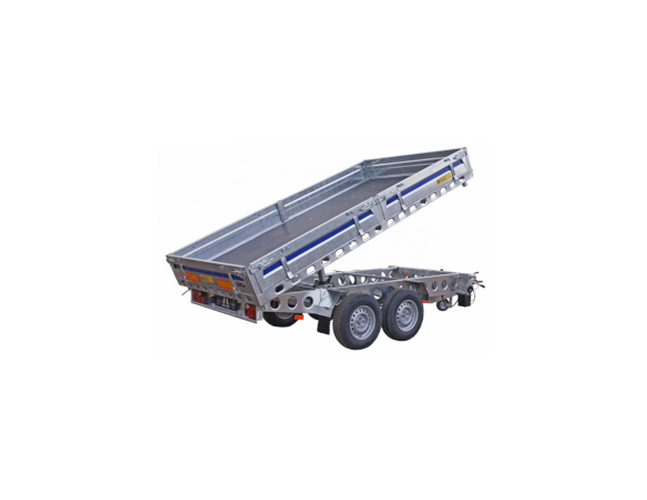 Tipper and Construction Machinery Transporters