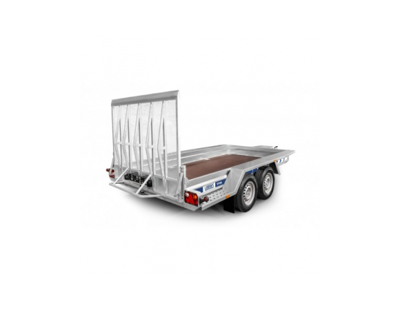 Trailer for building equipment transport / Plant and Digger Trailers