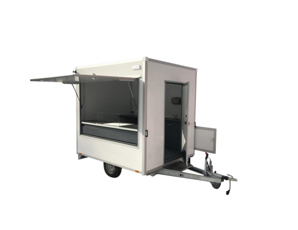 Catering mobile Trailer